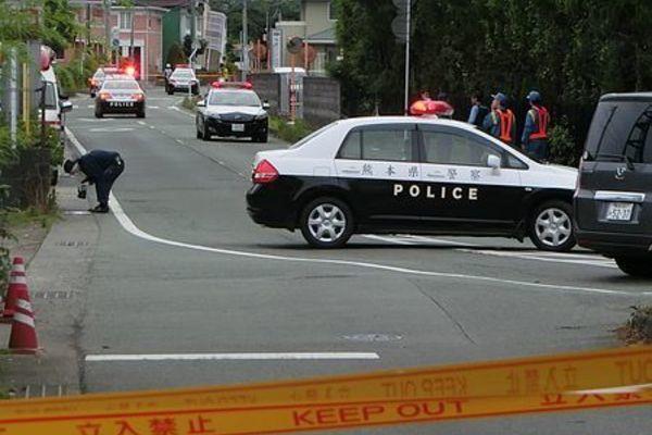 Cảnh sát Nhật hiếm hoi nổ súng, bắn chết nghi phạm cầm dao