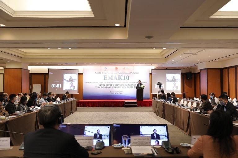 Việt Nam chia sẻ kinh nghiệm sử dụng năng lượng tiết kiệm và hiệu quả
