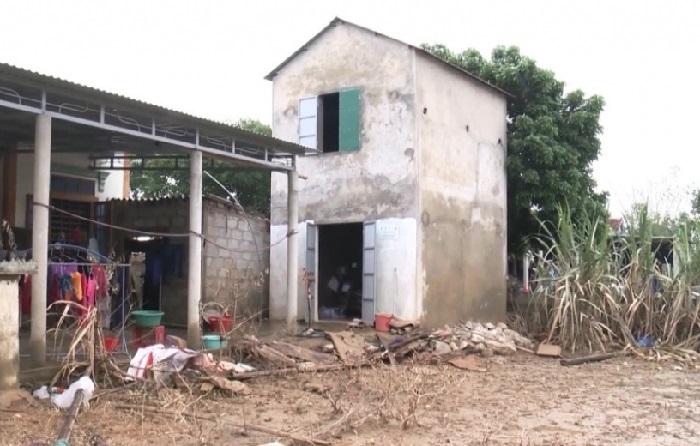 thiên tai,phòng chống thiên tai,khắc phục hậu quả,Quảng Bình,mưa lũ,lũ lụt,ngập nặng,nhà phao,nhà chống lũ