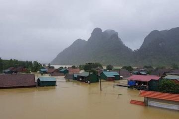 Hơn 3.500 tấn gạo hỗ trợ tỉnh Quảng Bình, Quảng Ngãi khắc phục hậu quả thiên tai