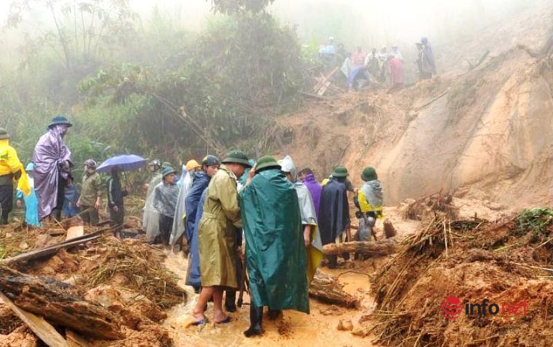 thiên tai,phòng chống thiên tai,Nghệ An,khắc phục hậu quả,mưa lũ,bão,lũ ống,lũ quét,báo động đỏ,di dời dân