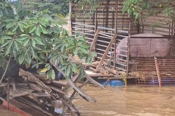 Đắk Lắk chủ động ứng phó với mưa bão, ngập úng