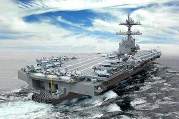 Kế hoạch đóng tàu 30 năm đầy tham vọng của ông Trump sẽ đi đến đâu?