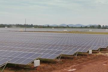 Tổng công suất của 60 nhà máy điện mặt trời ở các tỉnh miền Tây tăng 154MWp