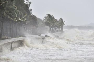 Công điện ứng phó với áp thấp nhiệt đới có khả năng mạnh lên thành bão