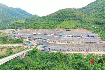 Thanh Hóa: Hơn 26 tỷ đồng đầu tư cho khu tái định cư Nà Ón