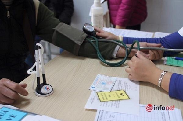 Người bệnh có thẻ BHYT được giảm thời gian chờ đợi, thái độ phục vụ tốt hơn