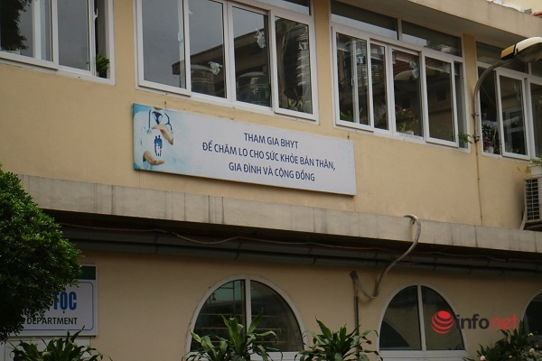Thực hiện khám chữa bệnh bảo hiểm y tế tại Bệnh viện đa khoa Xanh Pôn
