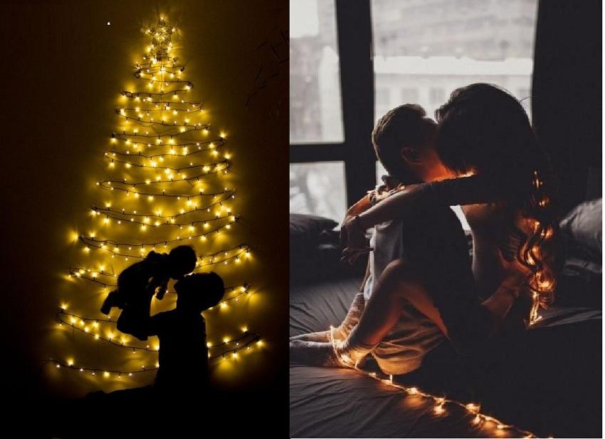 Cách tạo dáng chụp ảnh Noel 1