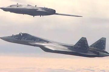 Không quân Nga sẽ sở hữu 'quái điểu' Su-57 với diện mạo mới