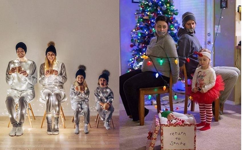 Cách tạo dáng chụp ảnh Noel 3