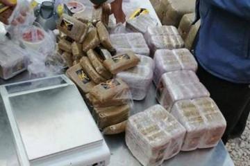 Hải Phòng: Phát hiện trên 665kg ma túy trong thùng container về cảng
