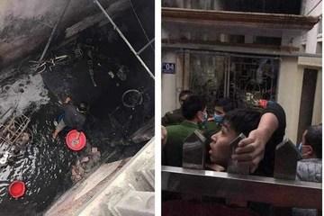 Hà Nội: 2 người phụ nữ tử vong, nghi do bị nổ bình ga