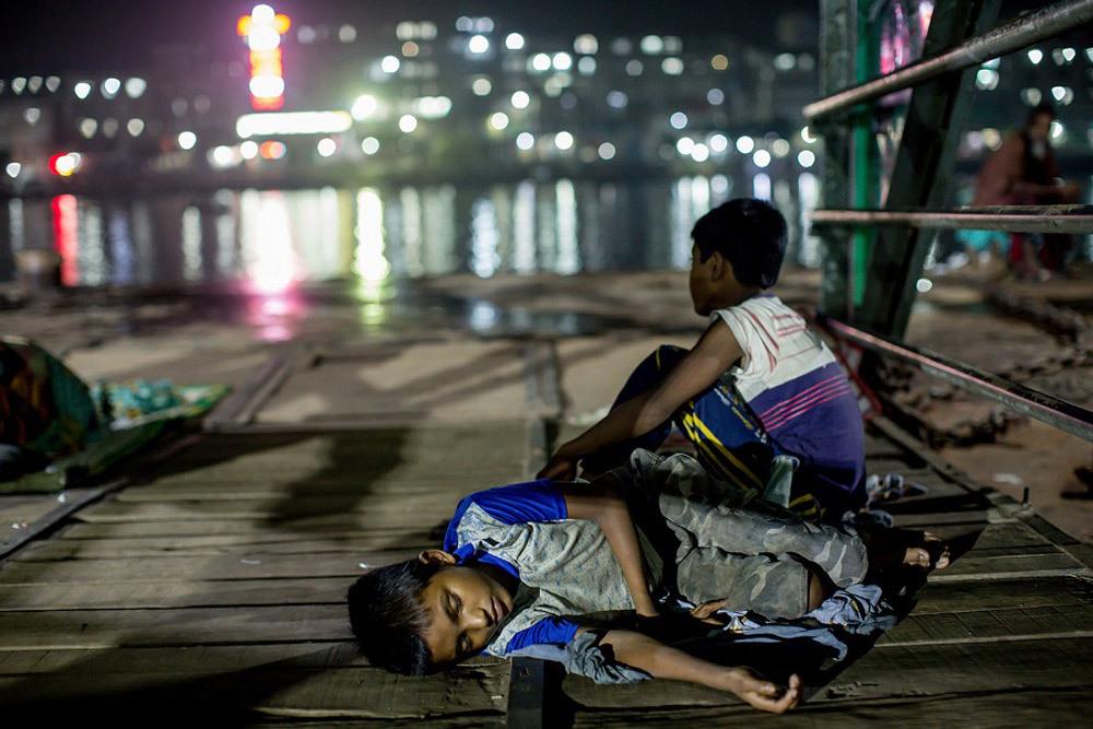Những hình ảnh đẹp nhất trong cuộc thi 'Ảnh của năm' do UNICEF tổ chức