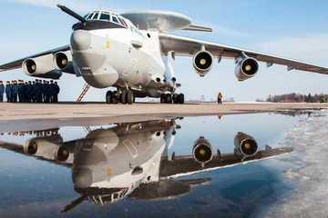 Tình hình Syria: 'Radar bay' cùng tàu đổ bộ xe tăng của Nga tới Syria