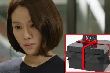 Người yêu cũ gửi tặng hộp quà khiêu khích, cô gái đáp trả cân xứng