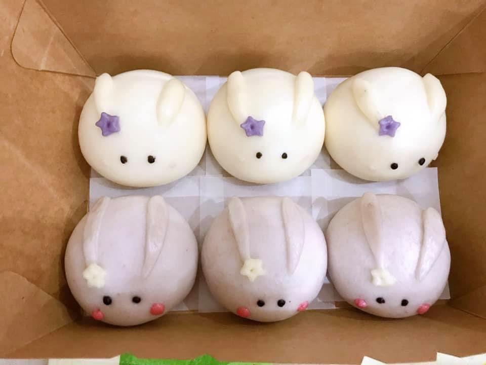 Những chiếc bánh bao tạo hình đẹp không nỡ ăn của người mẹ đảm
