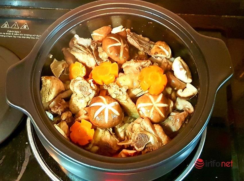 thịt gà nấu gì ngon 2