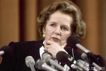 Bà Margaret Thatcher 'bỗng dưng' được gọi tên giữa khủng hoảng ở Anh