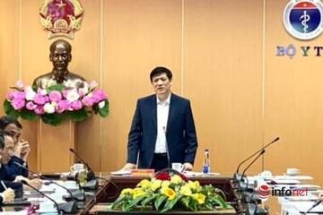 Bộ Y tế lên kế hoạch công tác y tế phục vụ Đại hội Đảng