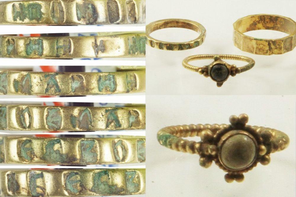 Kho báu 900 năm tuổi chứa cổ vật bằng vàng