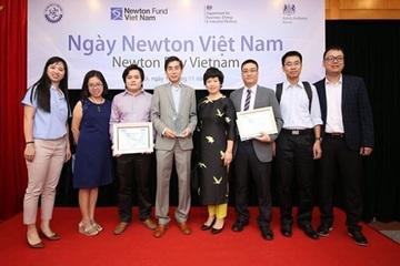 Quỹ Newton Việt Nam nâng cao năng lực và tăng cường hợp tác quốc tế cho các nhà khoa học