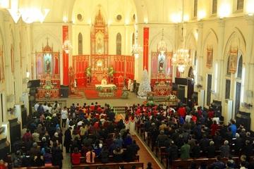 Đồng bào Công giáo đón Giáng sinh tươi vui, ấm áp