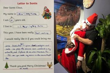 """Chùm ảnh hài hước về hành trình tặng quà của """"ông già Noel"""""""