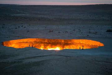 Sự thật đằng sau nơi mệnh danh là 'cổng địa ngục' trên Trái Đất