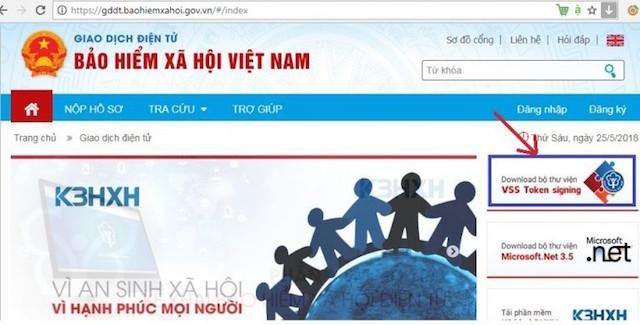 Toàn bộ cán bộ ngành BHXH Việt Nam được cấp chữ ký số