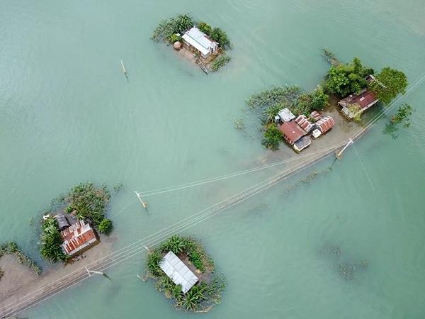 Thảm họa thiên nhiên,biến đổi khí hậu