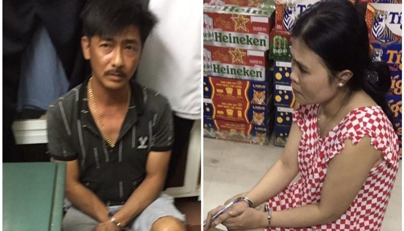 Quảng Nam: Hai vợ chồng bán số đề 'núp bóng' tiệm tạp hóa bị lật tẩy