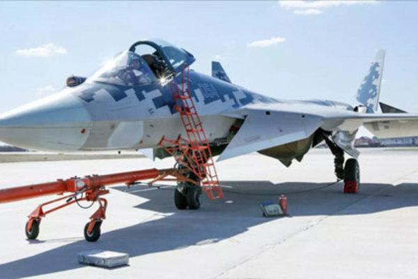 Không quân Nga đã nhận được 'Quái điểu' Su-57 phiên bản sản xuất hàng loạt