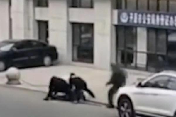 Sát nhân cầm dao đi lang thang trên đường, đoạt mạng ít nhất 7 người