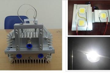 Nghiên cứu module đèn LED tản nhiệt giúp tiết kiệm năng lượng