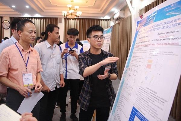 Sinh viên nghiên cứu ứng dụng mạng tích chập nơ ron trích xuất thông tin từ dữ liệu y văn