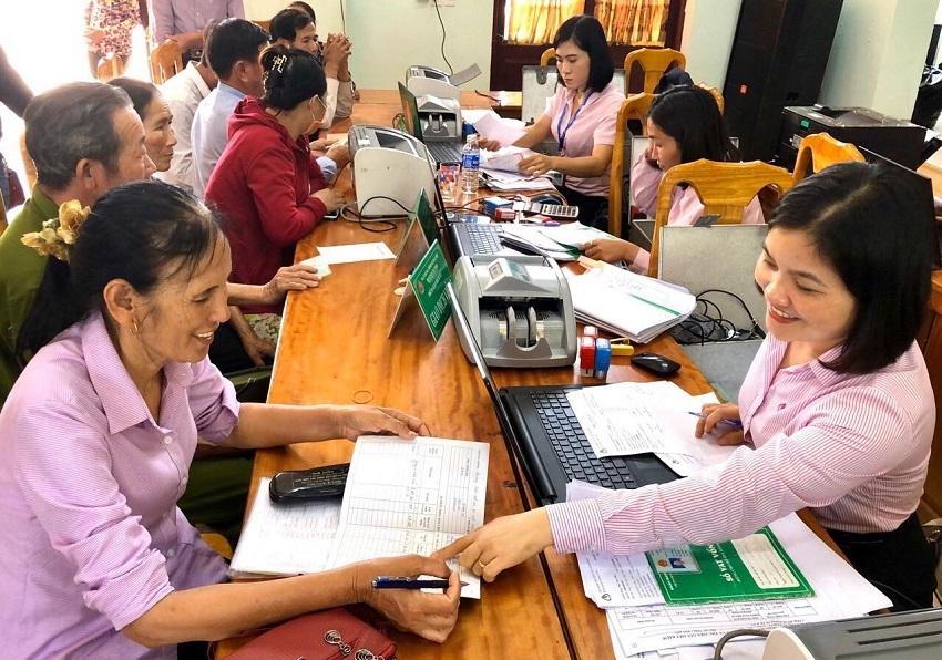 Tín dụng chính sách xã hội góp phần thực hiện giảm nghèo bền vững