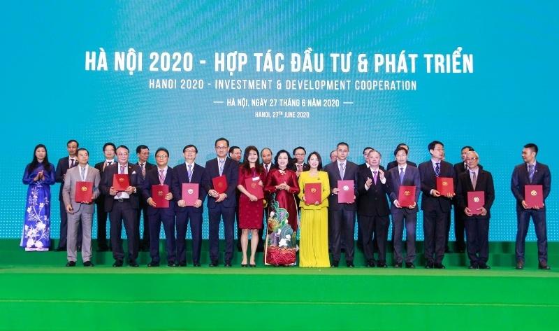 Tân Hoàng Minh chuyên nghiệp hóa hệ thống phân phối sản phẩm với thương hiệu D' Land