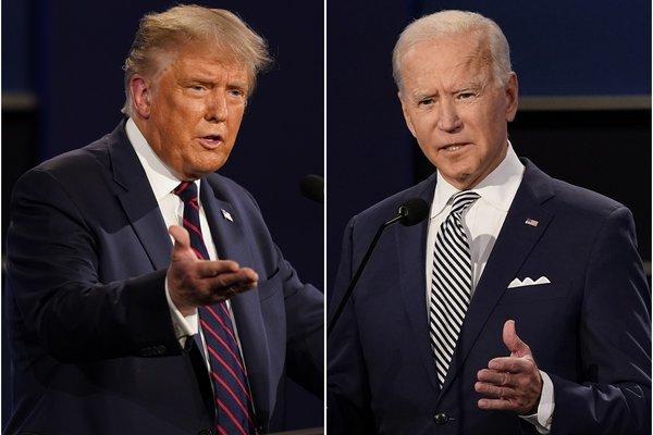 Tổng thống đắc cử Biden tố ông Trump 'vô trách nhiệm'