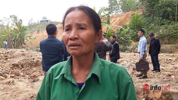 Kênh nghìn tỷ ở Thanh Hóa đứt vỡ, hàng trăm m3 đất đá ào xuống vùi lấp hoa màu, ao cá