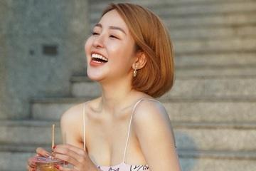 """Sau scandal triền miên, hot girl Trâm Anh khẳng định: """"Chỉ cần 1 điểm tựa sẽ cố gắng sống hết mình"""""""