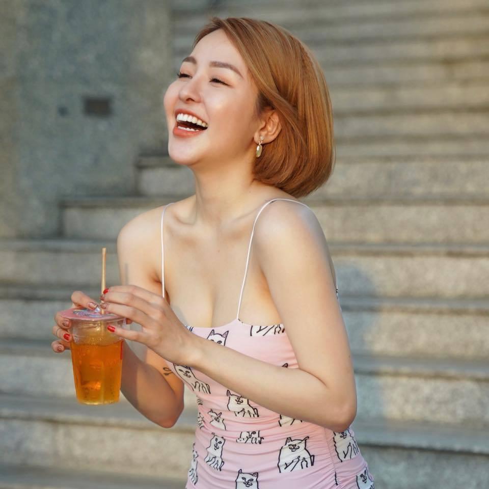 Sau scandal triền miên, hot girl Trâm Anh khẳng định: 'Chỉ cần 1 điểm tựa sẽ cố gắng sống hết mình'