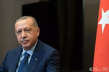 Phép thử đối với Tổng thống Thổ Nhĩ Kỳ Erdogan