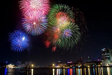 Tỉnh nào bắn pháo hoa, tổ chức Countdown Tết dương lịch 2021?