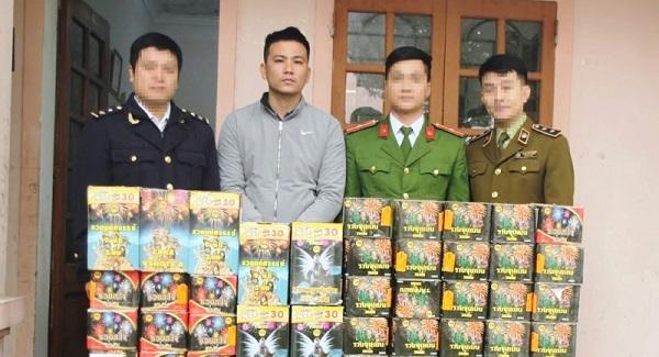 Nghệ An: Nhức nhối vấn đề mua bán, tàng trữ pháo nổ trái phép dịp cận Tết