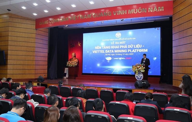 Make in Vietnam,Nền tảng số,Bộ TT&TT
