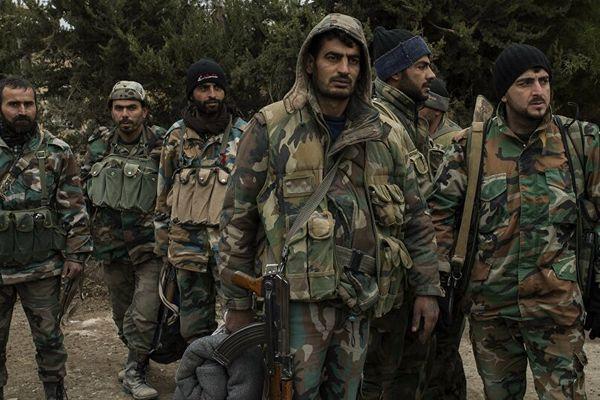 quân đội nga,quân đội thổ nhĩ kỳ,quân đội syria