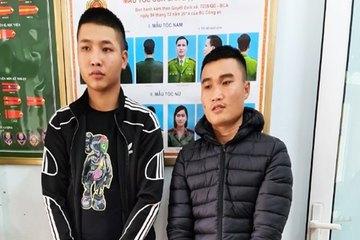 Quảng Nam: 9X, 10X cho vay lãi 365%/năm bị bắt giữ khẩn cấp