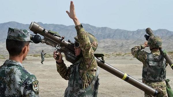 Trung Quốc công bố kế hoạch tăng cường hợp tác quân sự với Nga