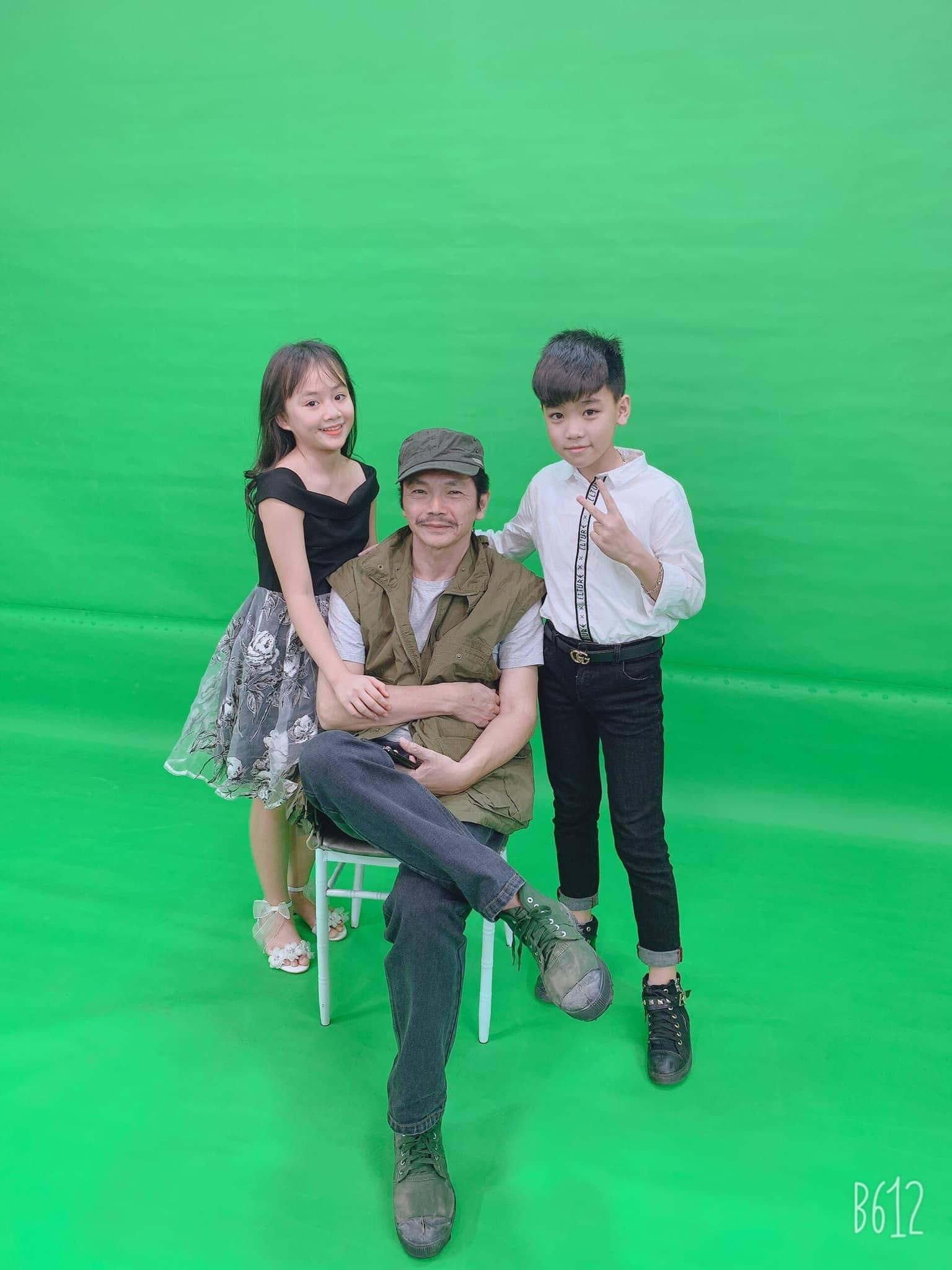 11 tuổi đã góp mặt trong các phim Việt 'hot hit', cô bé này khiến ai gặp cũng yêu